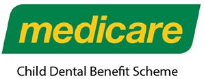 Children's Dental Benefit Scheme logo