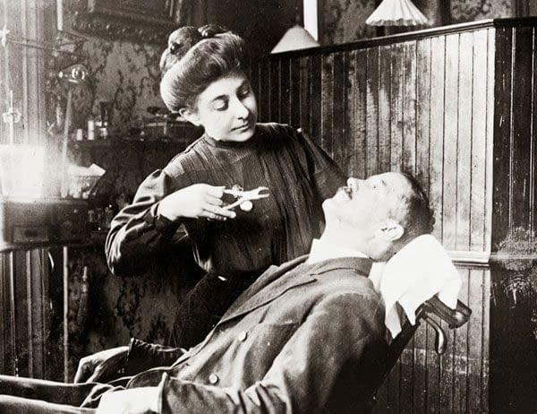 Who was Australia's first dentist?