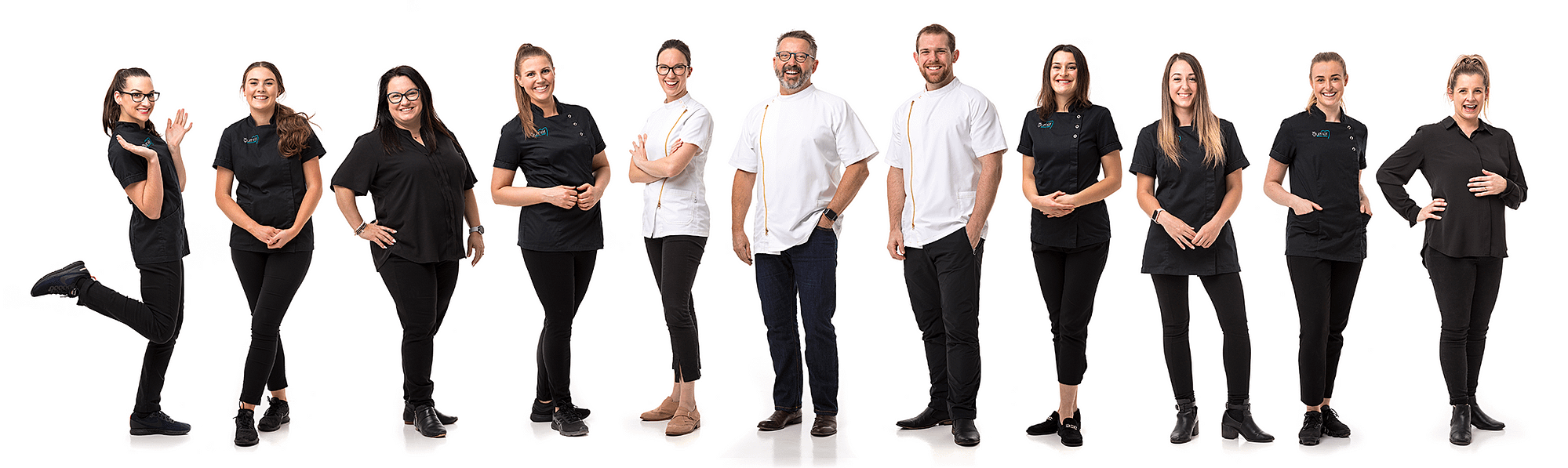 Your dentists in Hobart and their highly skilled team
