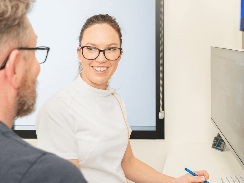 Dental anxiety virtual consultations