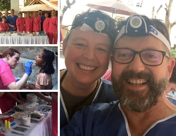 West Timor Volunteer Dental Trip